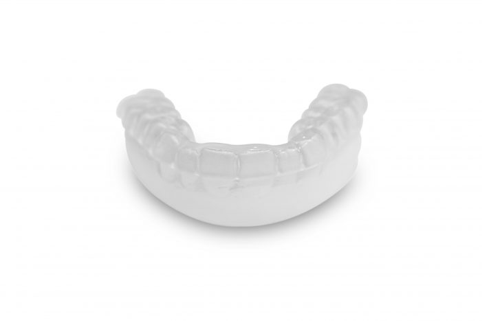 Hybrid Dual Laminate Night Guard (Heavy Teeth Grinding and Clenching) Thickness: 3mm